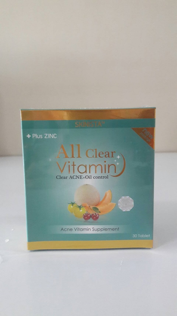 All Clear Vitamin