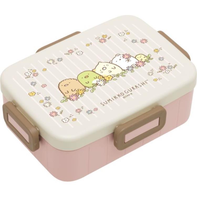 กล่องข้าว Sumikko Gurashi สีชมพู